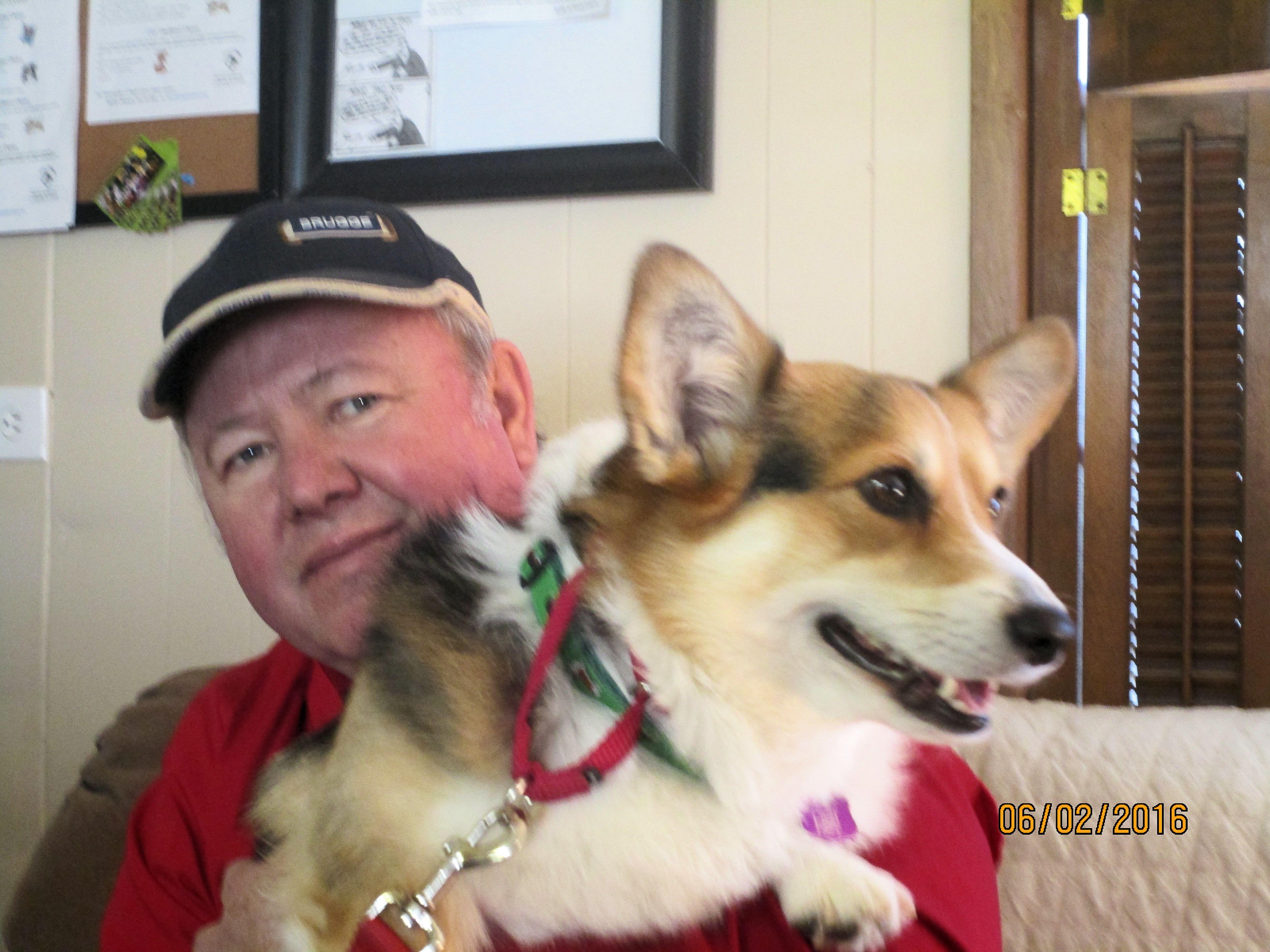 Randy and Peanut ITA photo